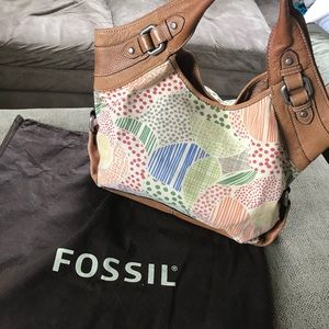 Gorgeous FOSSIL bag ❤️